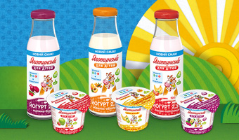 Встречайте новинки: три новых вкуса йогуртов и сырковых паст